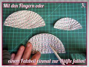 Muffinpapier Tannenbaum