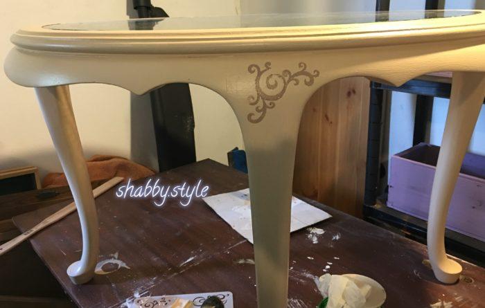Chippendale Tisch zu verkaufen